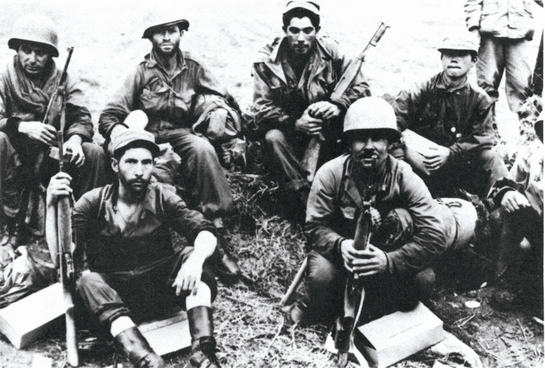 Borinqueneers The Only All Hispanic Unit In U S Army