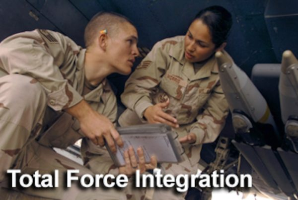 Chief of staff announces major total force integration ...