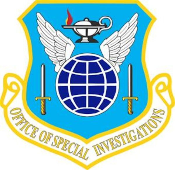 Air Force Office of Special Investigations > U.S. Air ...