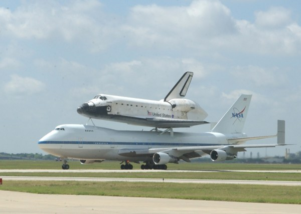 Space shuttle visits Lackland > Joint Base San Antonio > News