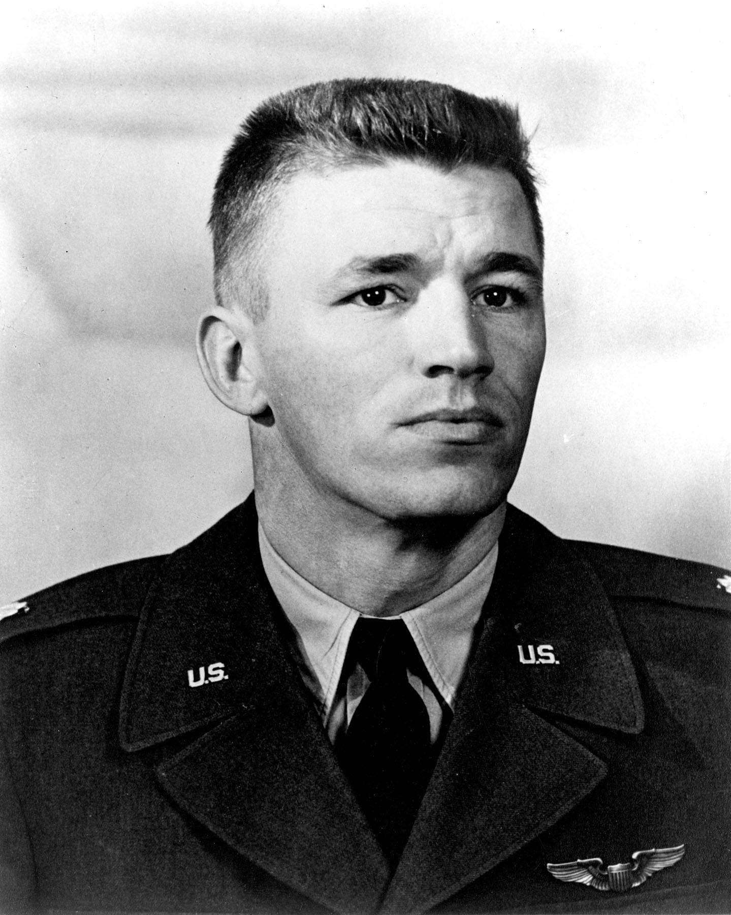 Maj Charles J Loring Jr Gt National Museum Of The Us Air Force Gt Display