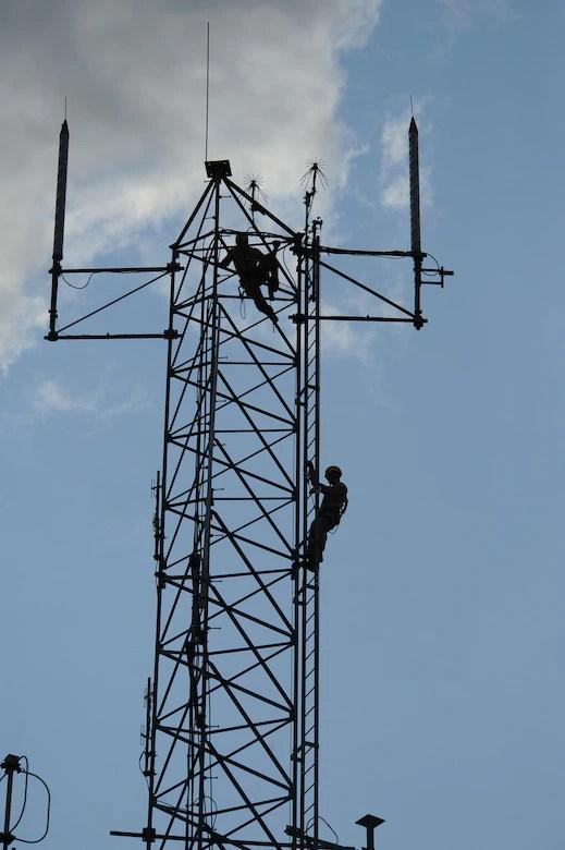 Aircraft Identification Antenna
