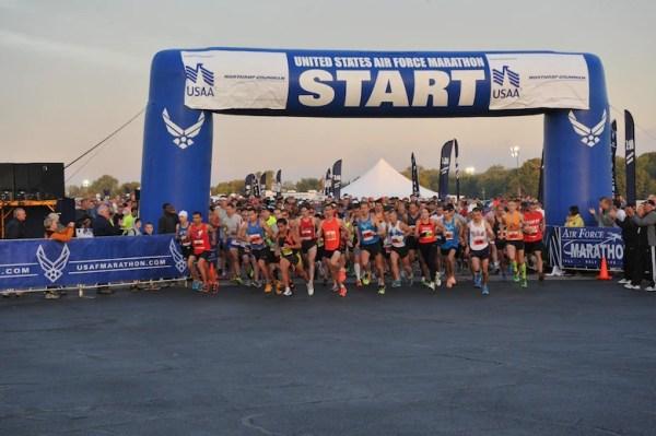 Air Force Marathon has record opening day registration > U ...