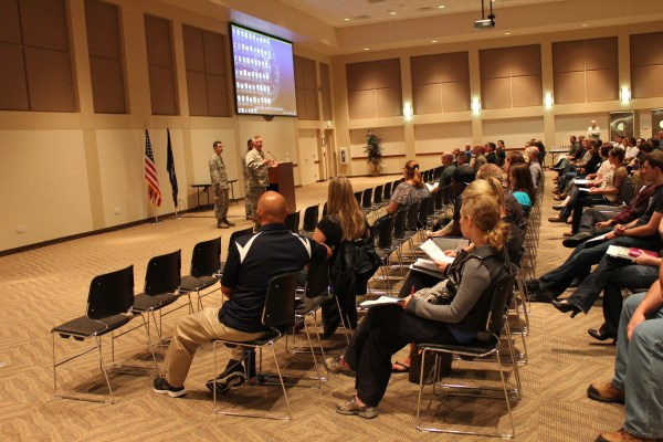 ARPC hosts Individual Ready Reserve Muster > Air Reserve ...