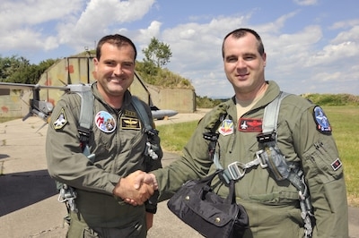 New Jersey Air National Guard trains with Bulgarian air ...