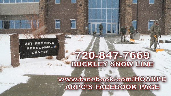 ARPC winter safety tips > Air Reserve Personnel Center ...