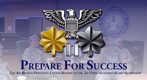 Prepare for Success: HQ ARPC promotion board overview ...