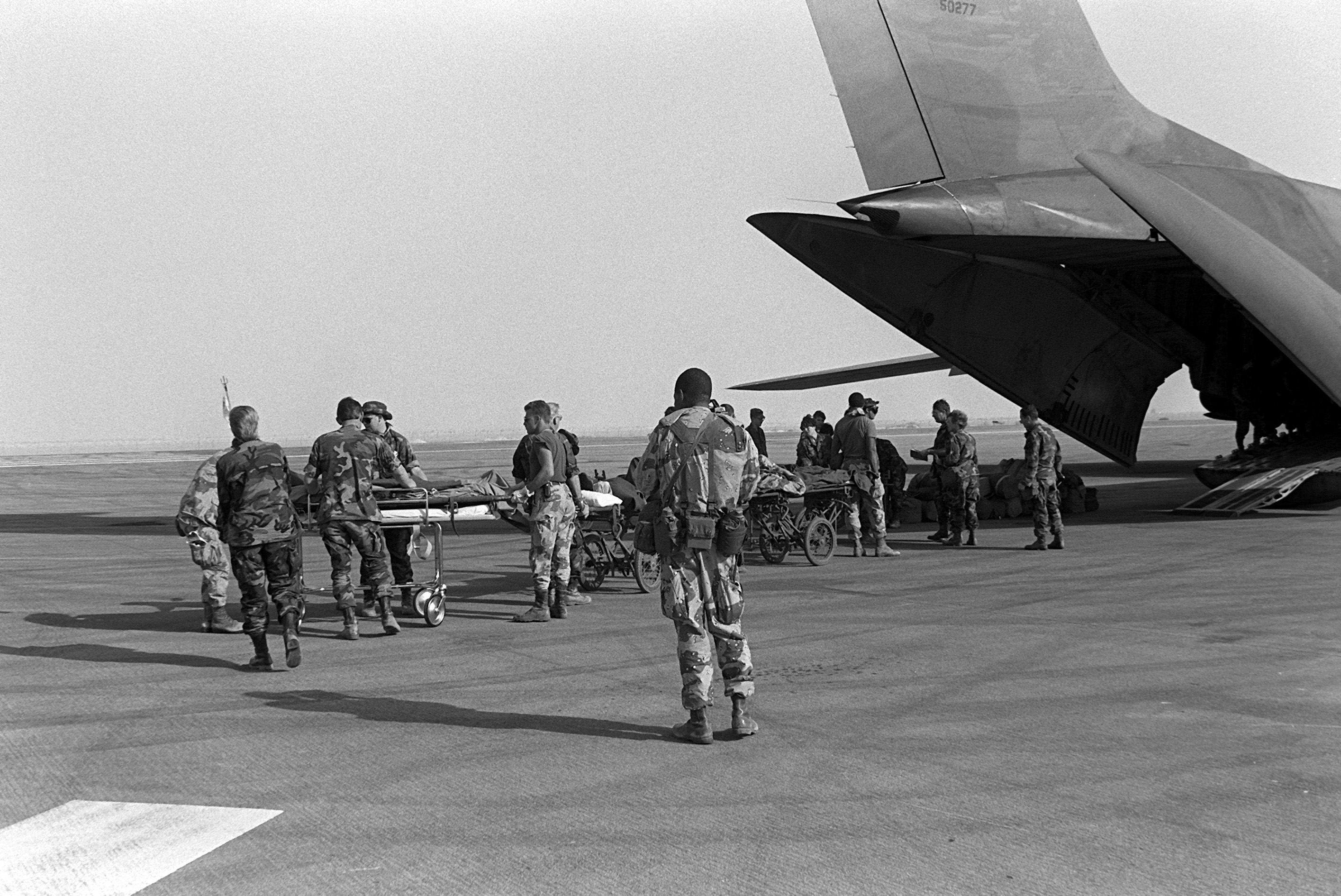 The Afms In The Persian Gulf War And The Need For Critical
