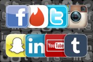 Risultati immagini per be careful on social media