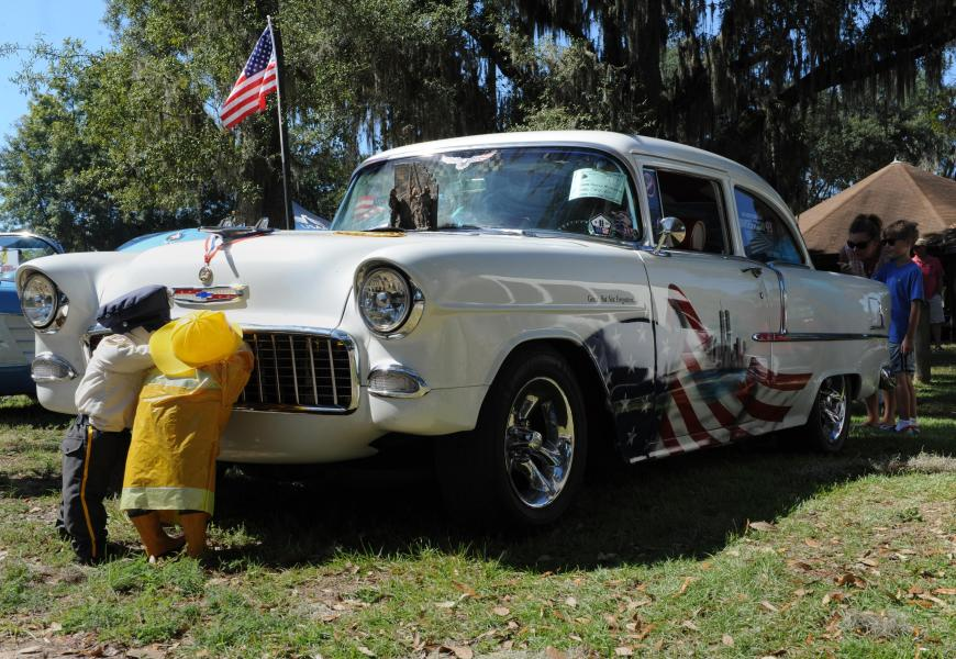 1955 ford cars » 13th annual car show cruises through Keesler   Keesler Air Force     PHOTO DETAILS   DOWNLOAD HI RES