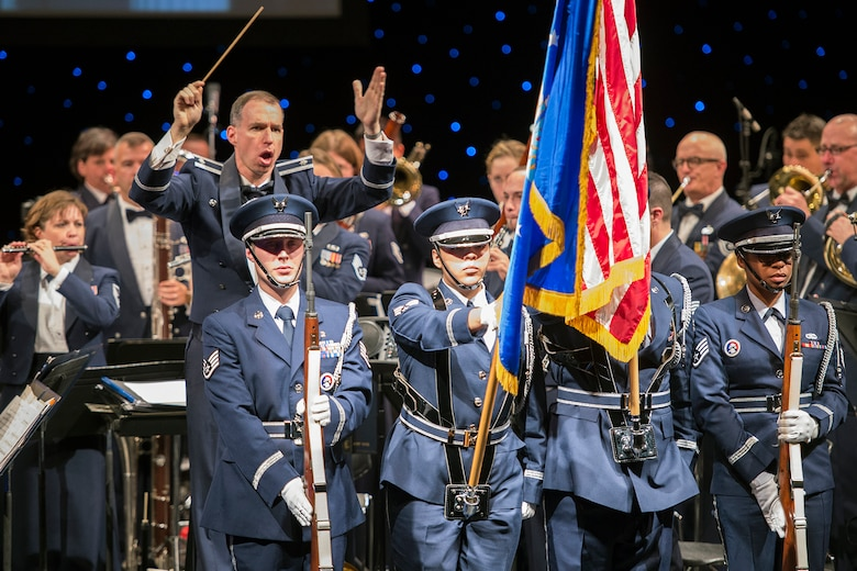 Air Force Band Scheduled To Perform In Logansport April