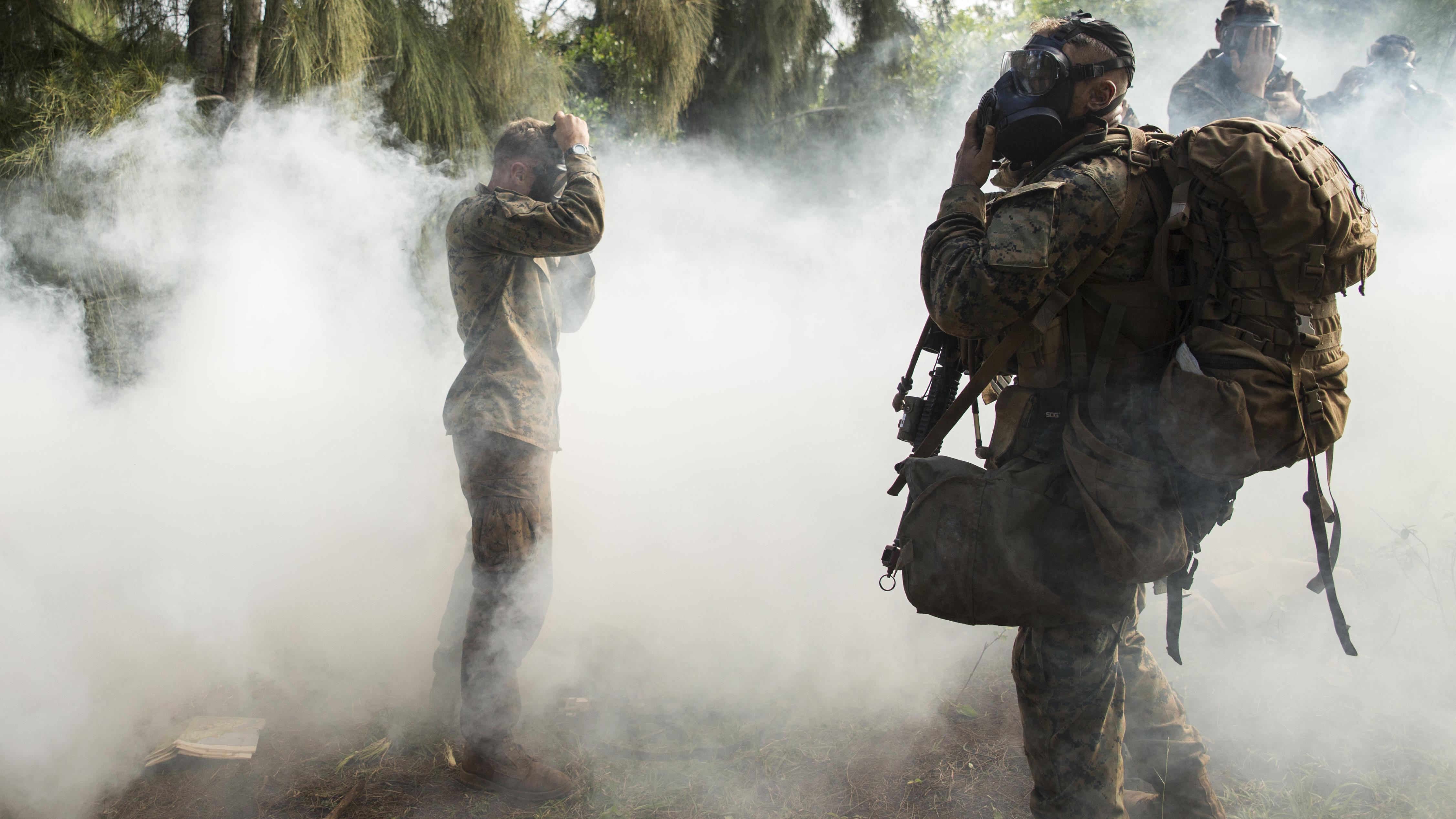 From Classroom To Field Ops Marines Train To Be Squad