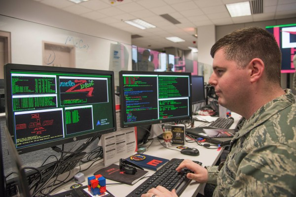 Air Force validates cyber protection teams 'full ...