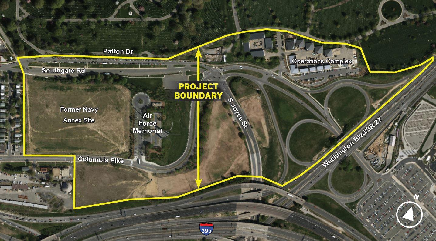 Arlington National Cemetery Moves Forward With Cemetery