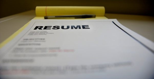 resume writing example secure an interview miss millennia magazine
