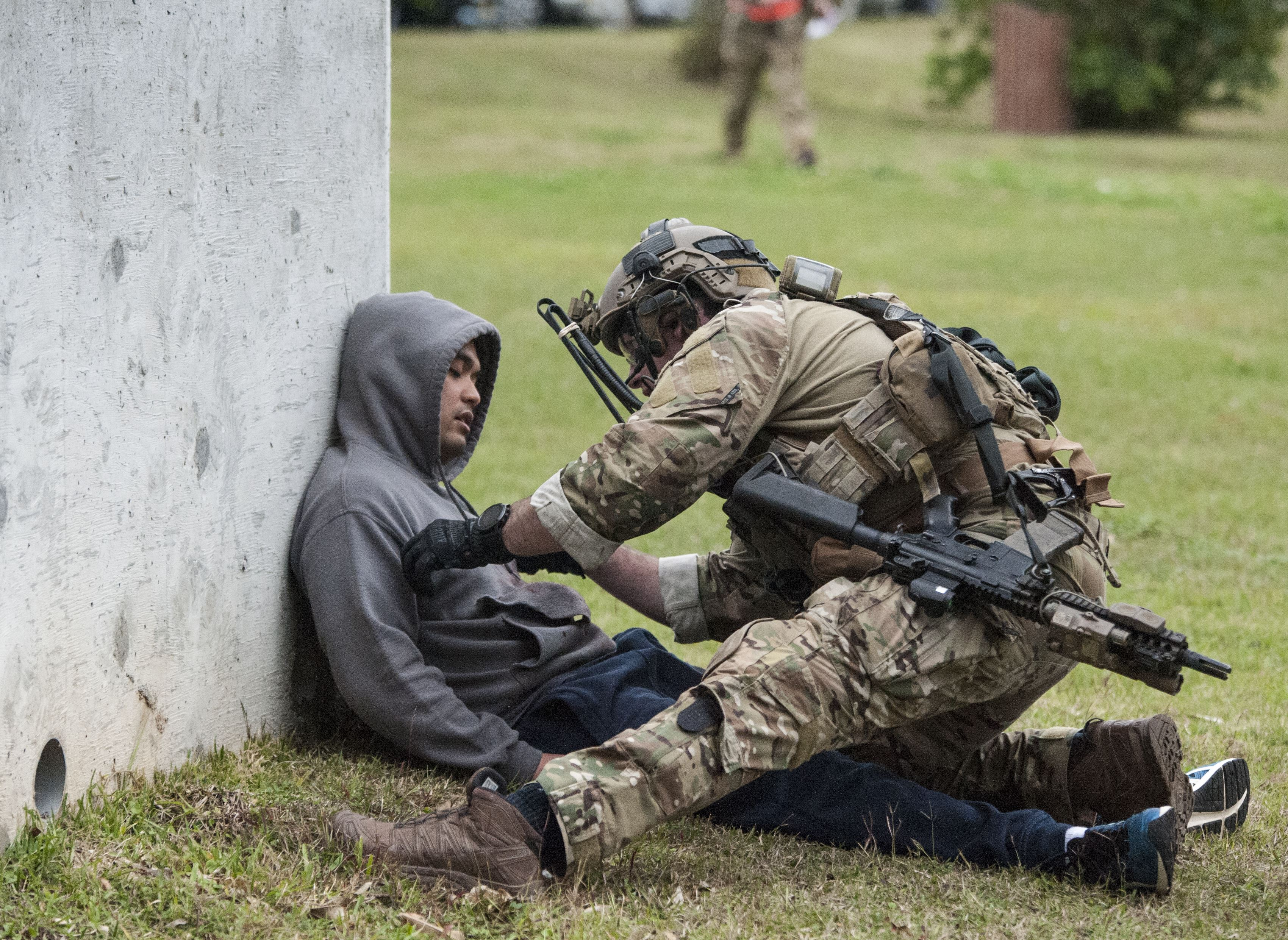 Mass Casualty Training Bolsters Sof Medical Response Gt Air