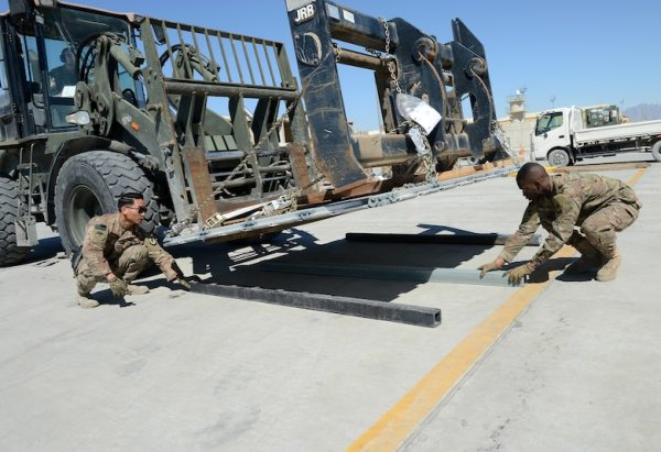 Logistics Airman keeps cargo moving to support Airpower ...