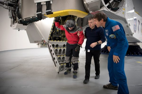 AFRL, NASA partner on aerospace physiology to spin into ...