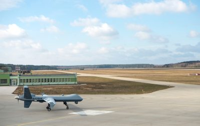 MQ-9 remotely piloted aircraft detachment becomes fully operational in Poland