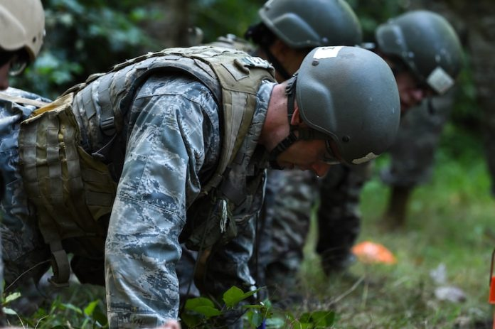 tacp officer course TOPT