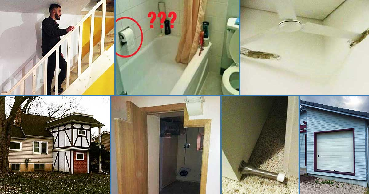These Home Renovation Fails Will Leave You Laughing Out Loud
