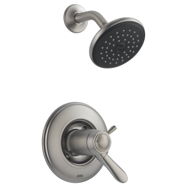 temperature balancing shower with