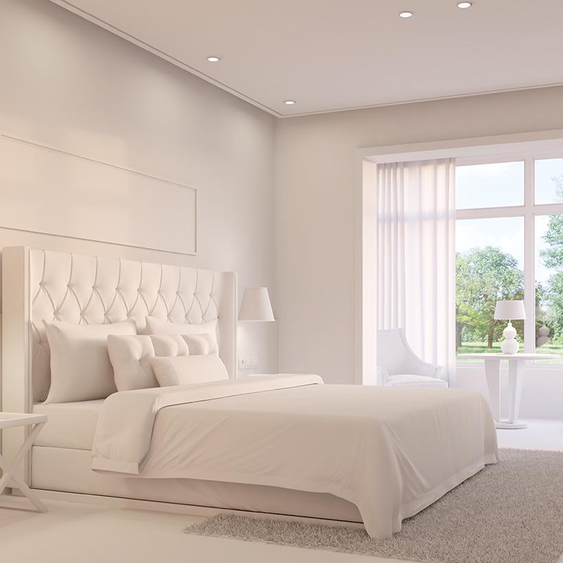 10 romantic bedroom design ideas for