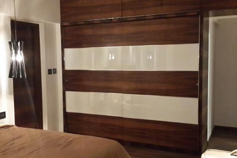 modern wardrobe designs for bedroom