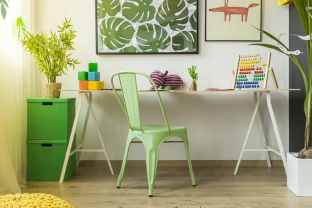 Evinizin içi çalışma alanınıza uygun, huzur içinde çalışmanız için DIY Çalışma masası