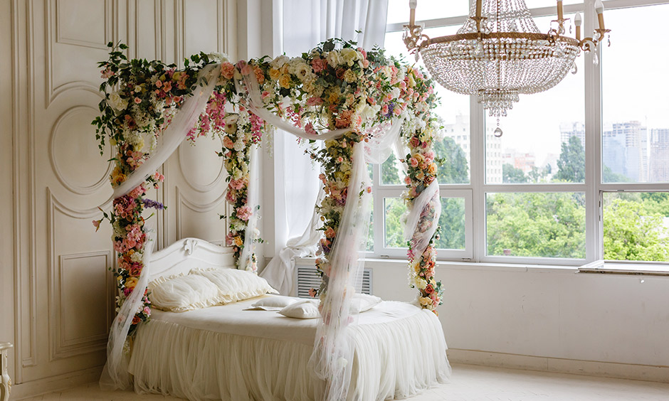 four poster bed design ideas for