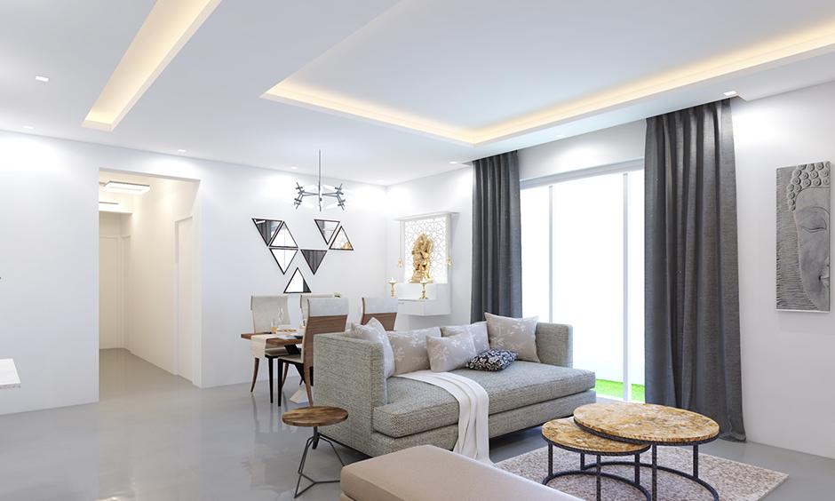 false ceiling light options for your