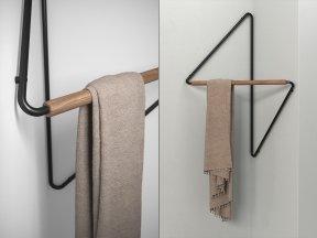 clothes rack 3d model ecart