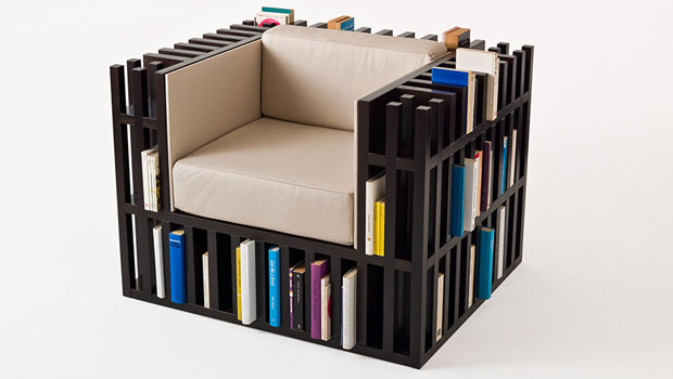 Bibliochaise - Nobody and co