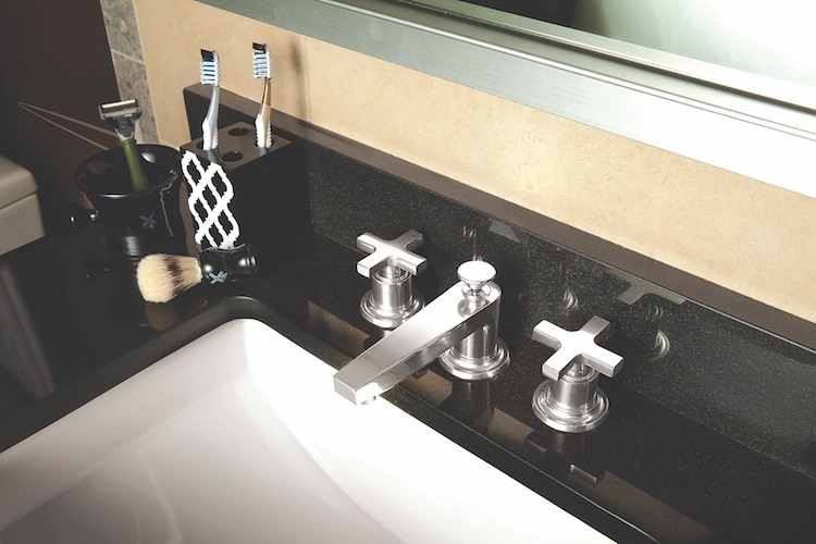 3rings | California Faucets Adds Cross-Handle Design to ...