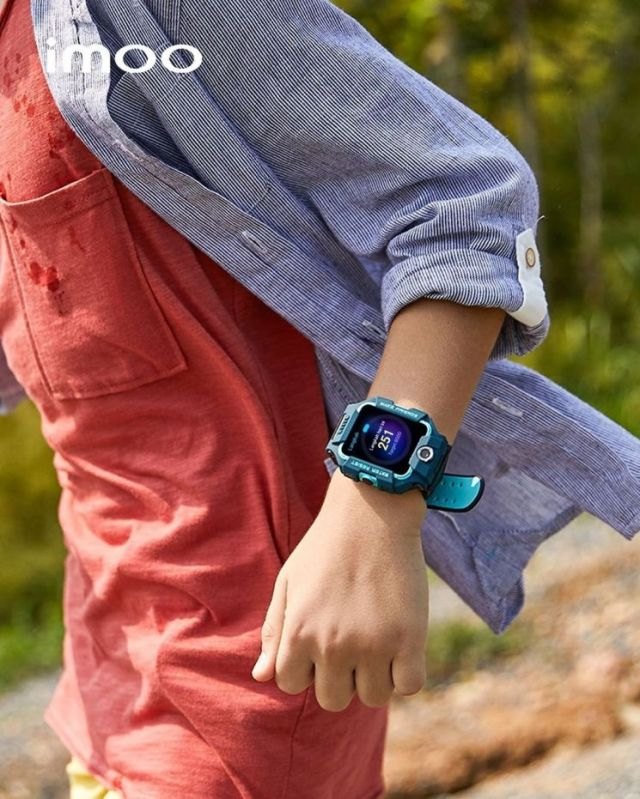 imoo Watch Phone. (Instagram/@imooindonesia)