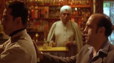 صورة من فيلم واحد من الناس الدهليز