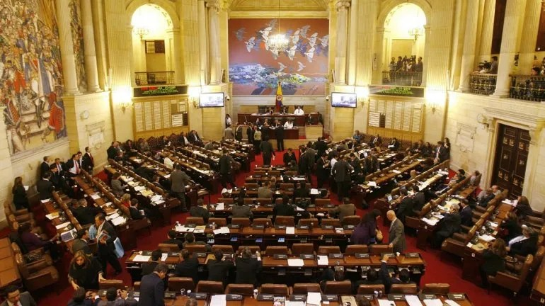 Image result for congreso colombiano