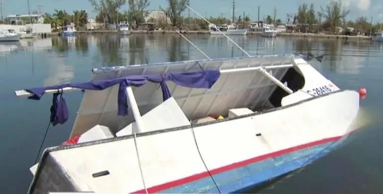 <div>La destrucción de las embarcaciones y avíos de pesca representa una pérdida mensual de $20.000 a 25.000.</div>