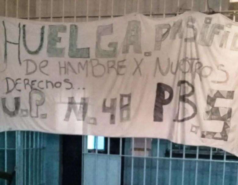 Hacinamiento, malos tratos, denuncias de torturas y muerte, son denunciadas por los internos de las cárceles de la provincia de Buenos Aires