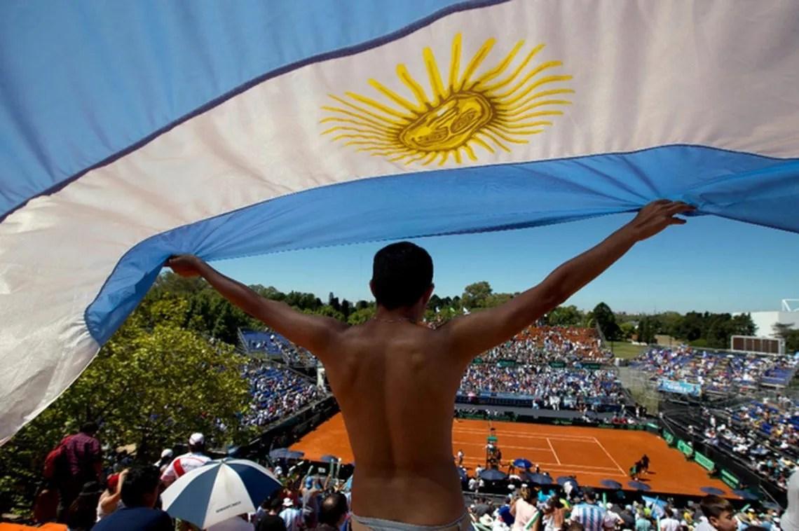 Copa Davis: Argentina recibe a Bielorrusia con hinchas en las tribunas | Copa Davis, Argentina, Schwartzman