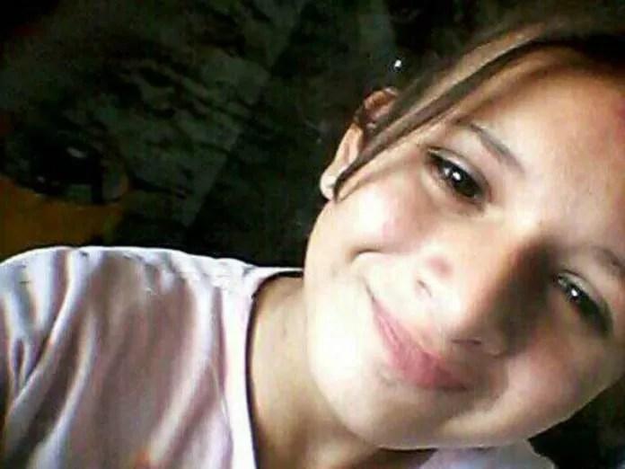 Chaco: Angélica, víctima de un femicidio.