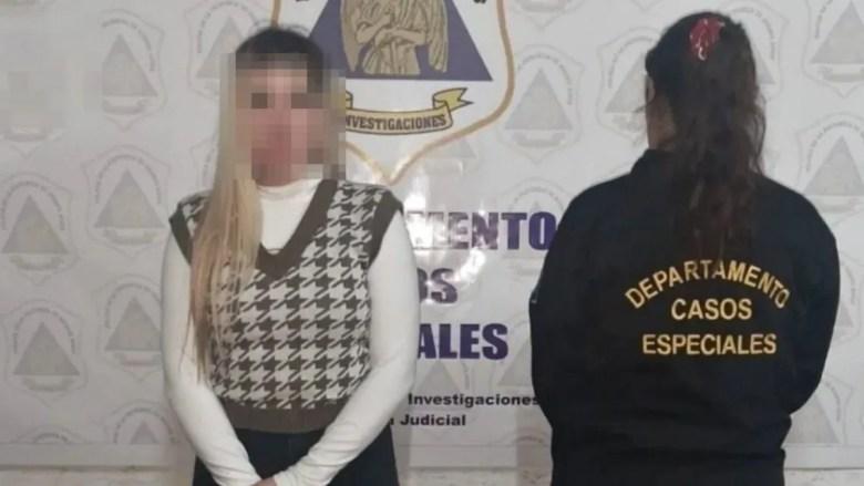 Detuvieron a una de las mujeres más buscadas de la Argentina.
