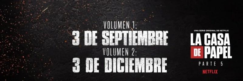 Netflix: La Casa de Papel 5 tiene trailer y fecha de estreno