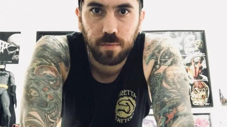 Patricio Pioli, conocido como El Tatuador, había fue denunciado por su expareja.