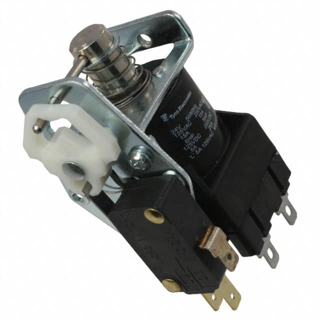 S89r11aac1 120 Te Connectivity Potter Amp Brumfield Relays