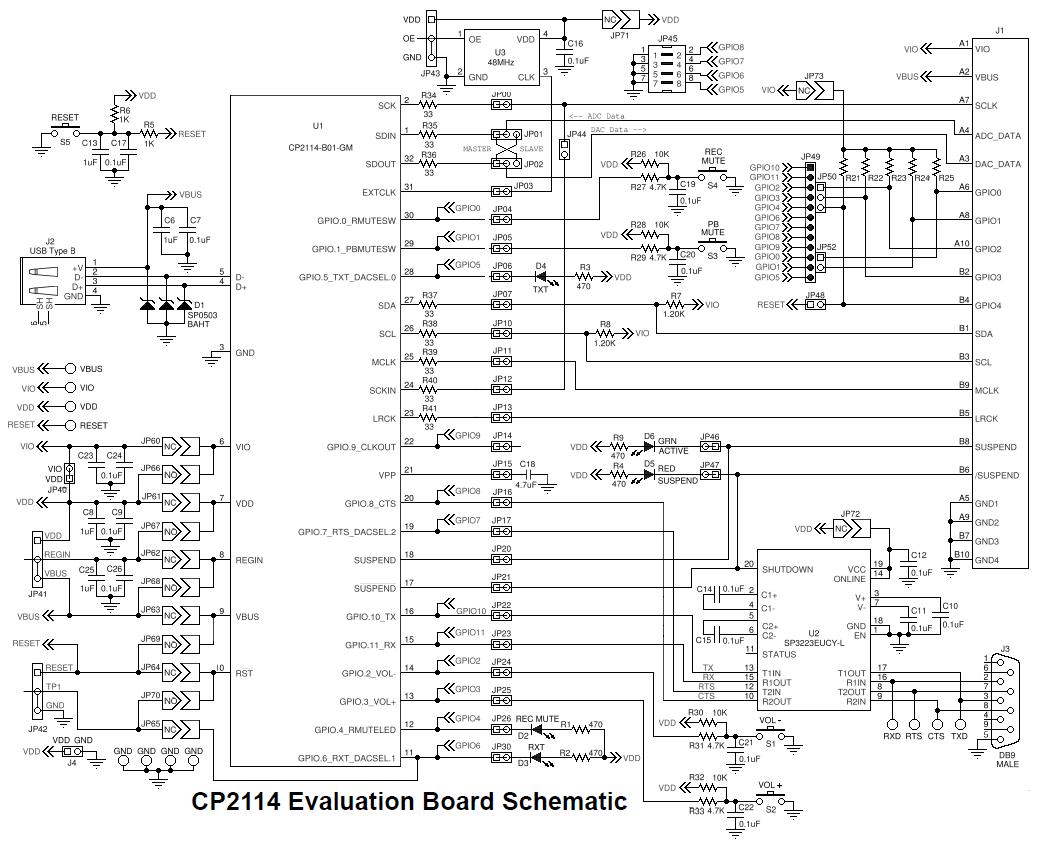 Cp Wm Ek Usb To I2s Audio Bridge