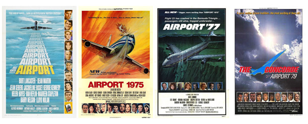 The Airport movies.