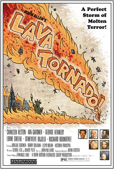 Lava Tornado