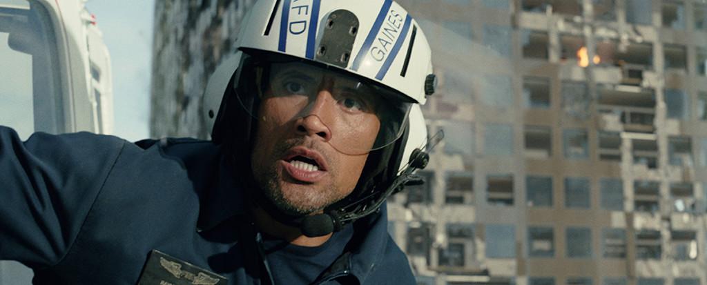 San Andreas 2015 Disaster Movie World