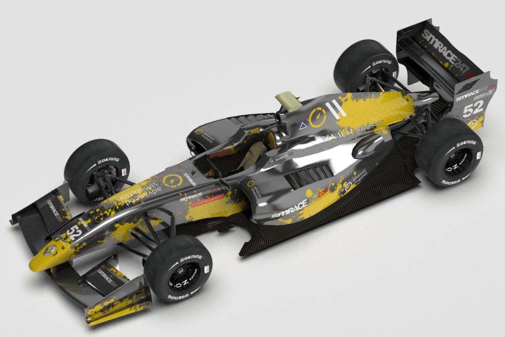 rFactor2 Championship Formula Renault 3.5